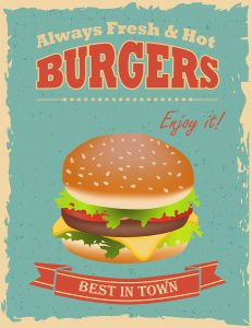 the importance of product and brand marketing for differentiation of hamburgers