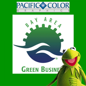 Pleasanton CA Commercial Printer Green Business