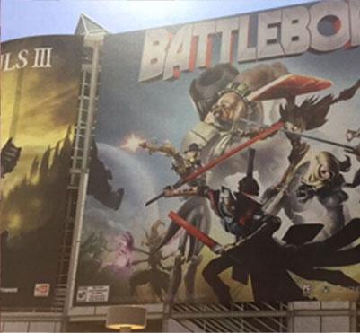 battleborn large format