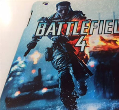 Battlefield 4 Phone and iPad Cover