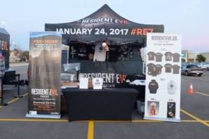 innovative product marketing ooutdoor displays and tents