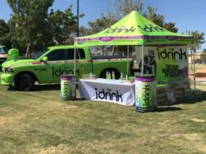 Vehicle Wrap and display tent
